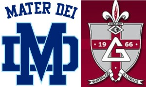 Mater Dei and Gibault Catholic Top Seeds In Illinois Class 1A Playoffs