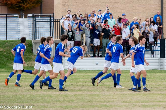 Missouri Boys Soccer Classification Shows Large Changes