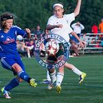 JB Marine Bozesky surprise Lou Fusz Elam in U14 Girls State Quarterfinal match