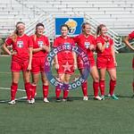 MAC High School Senior Soccer All-Stars  Girls game