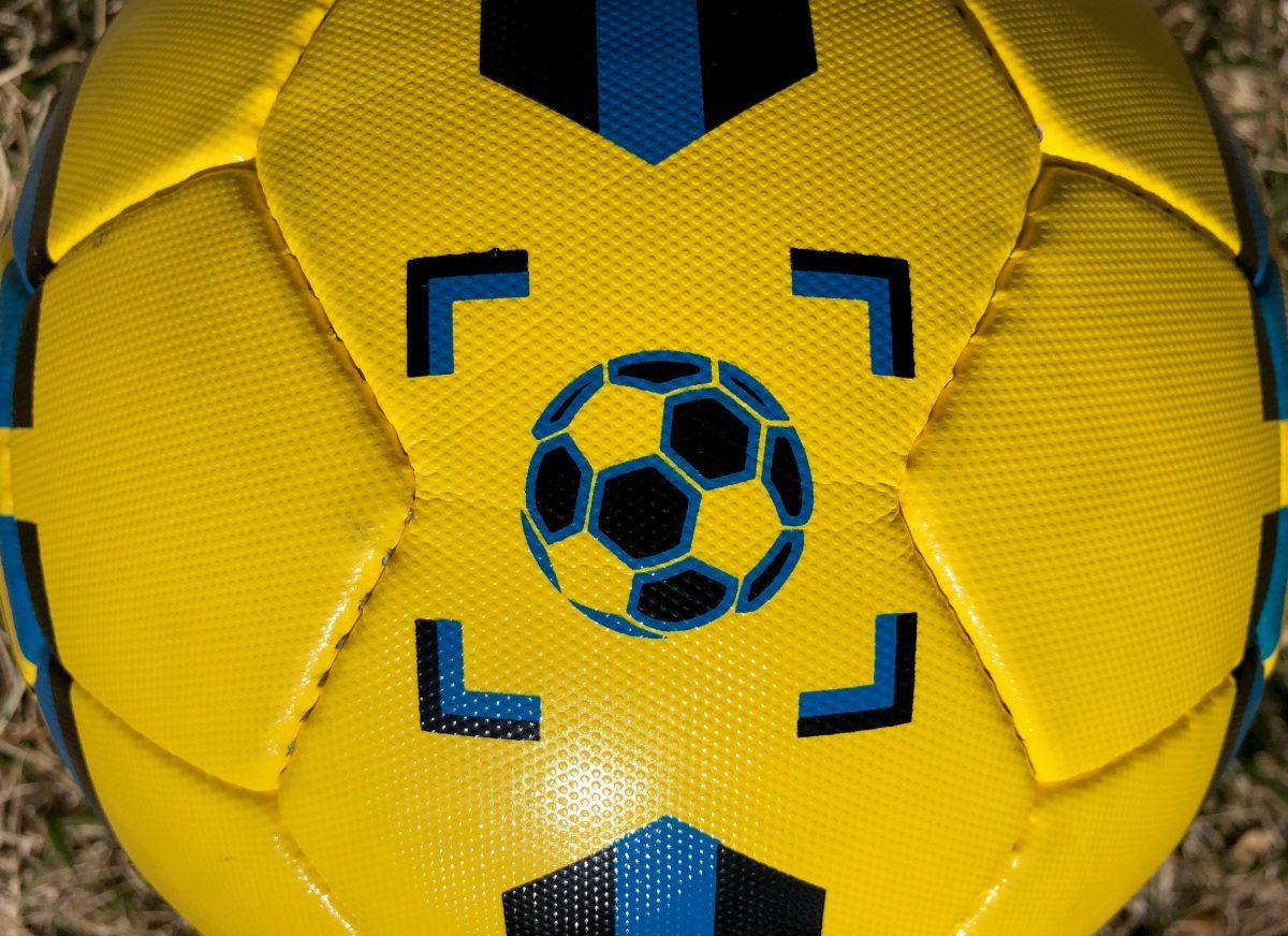dribbleup smart soccer ball soccer stripes