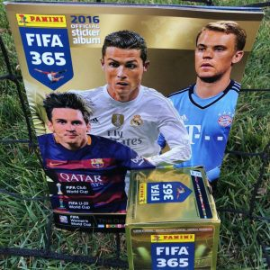 Fifa 365 Album and 50 Pack