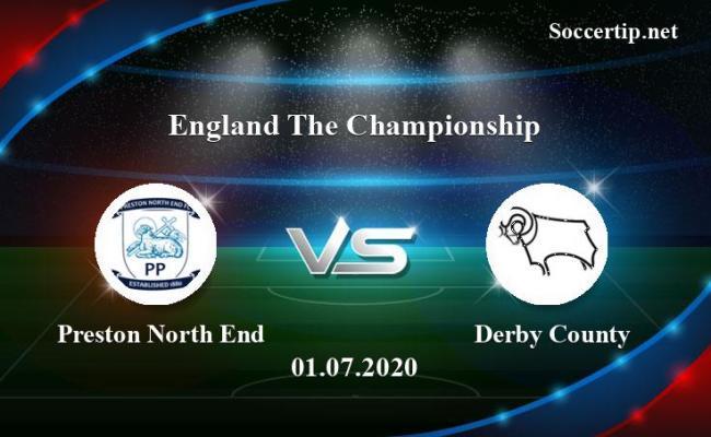 Preston North End Vs Derby County Prediction Betting Tips