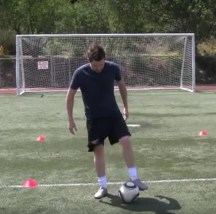 Soccer Triangle Drills