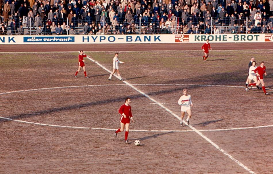 Franz Beckenbauer Sweeper Soccer