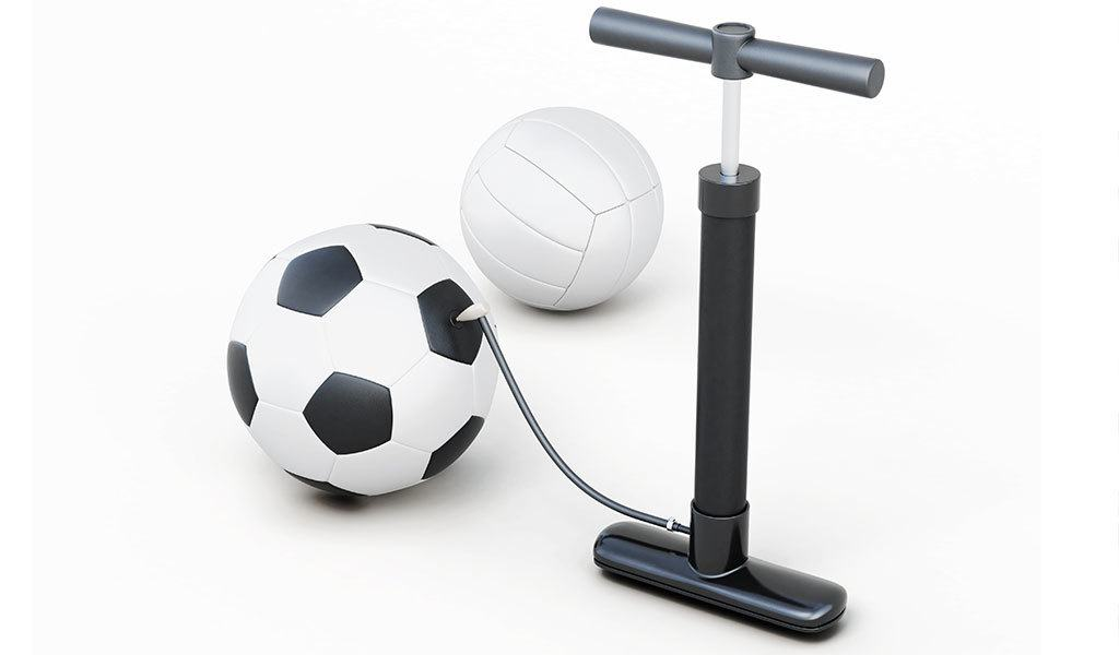 Deflatable Soccer Ball