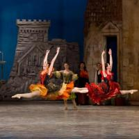 Don Quijote balettcipőben