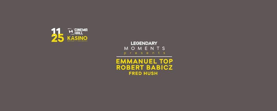 Emmanuel Top & Robert Babicz