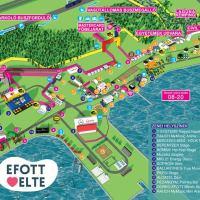 EFOTT 2018 - Térkép