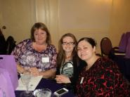 Susan Jessica & Bethany @ Womens Fund Luncheon