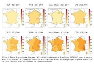 Document n°3 : La température hivernale (fig.4 du rapport)