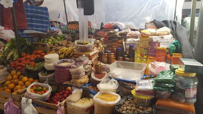 Marché de Maimara _ Photo de Ruffine