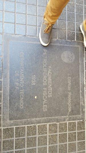 Signalisation pédestre urbaine _ Photo de Rémy
