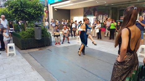 Tango urbain _ Photo de Rémy
