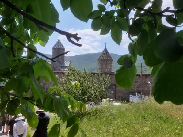 Monastère de Talev.