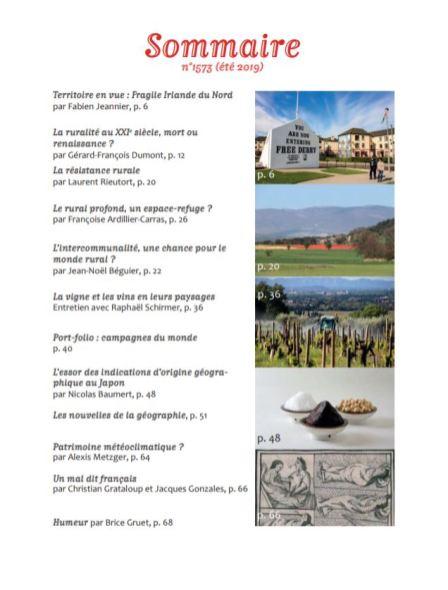 Ruralités françaises 2