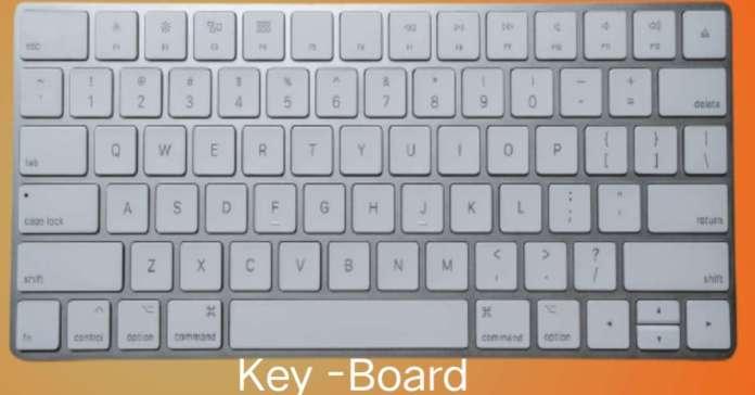 Key-Board Main Input Device