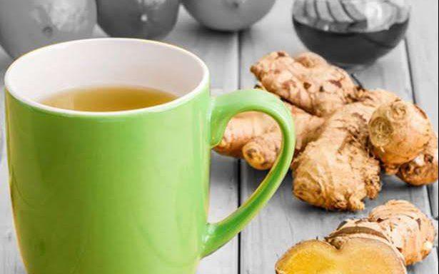 अदरक की चाय