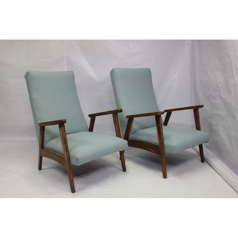 fauteuils d occasion style scandinave