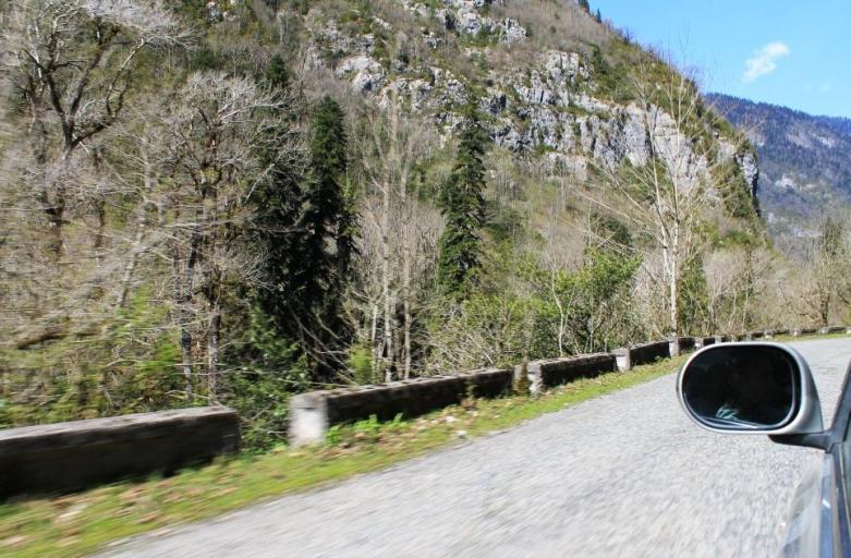 Аренда авто в Абхазии