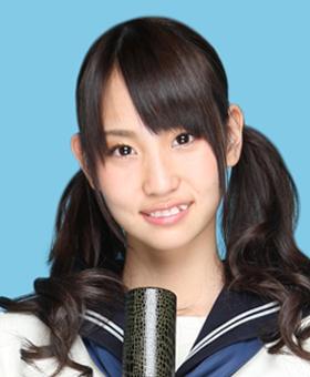 2010年AKB48プロフィール_永尾まりや