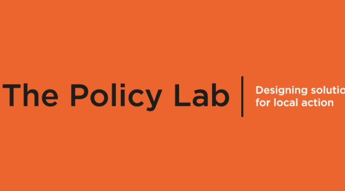 Guest Blog:  Five Lessons From The Policy Lab on Designing for Impact