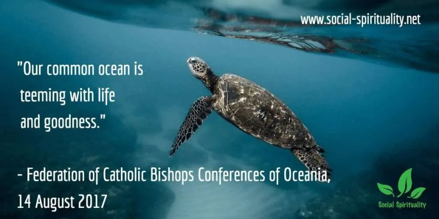 Pacific Bishops Focus on Sea