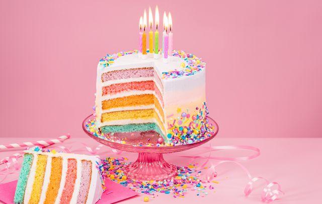 Cute Birthday Cake Wallpapers ユニコーン、レインボー、パステル Quot ゆめかわいい Quot は誰のもの?