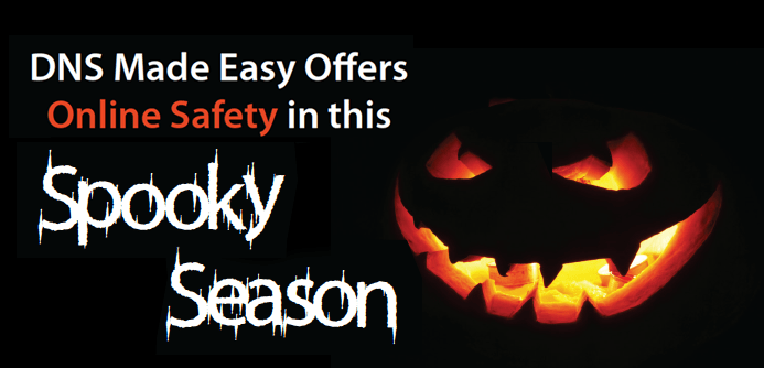 Happy Halloween from DNS Made Easy