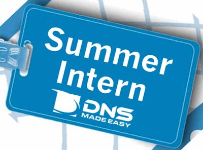 DNS Summer Intern