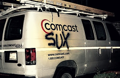 Comcast DNS Outage