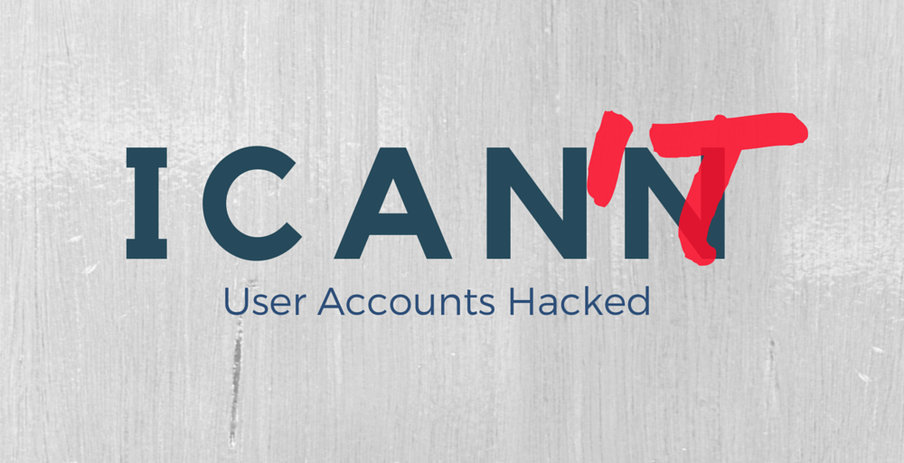 ICANN breach