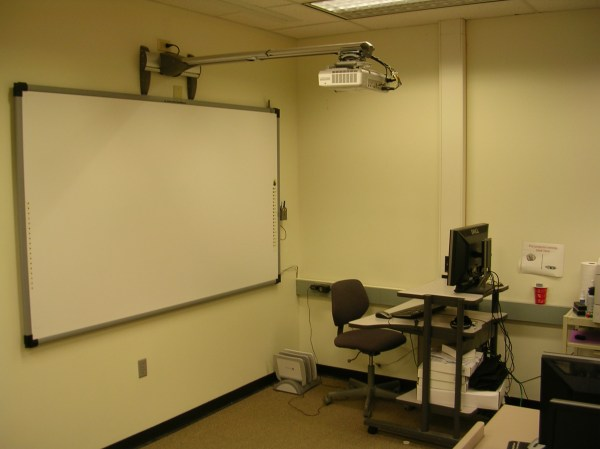 Interactive Whiteboards Education