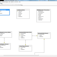 Visual Studio Database Project Diagram 2006 Nissan Frontier Radio Wiring Does The Sql Server Object Explorer In 2010