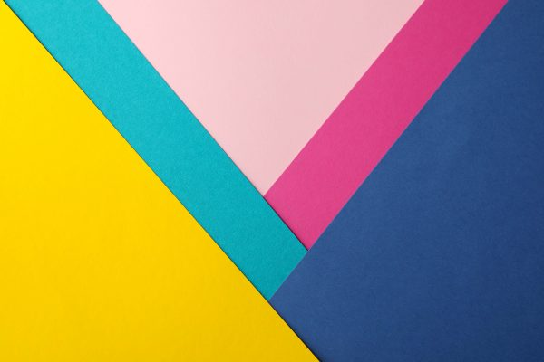 Multicolor background. Textured background for design, top view