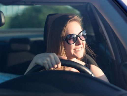 Eager-to-know teenagers may be more likely to be distracted when behind the wheel than their less inquiring peers.