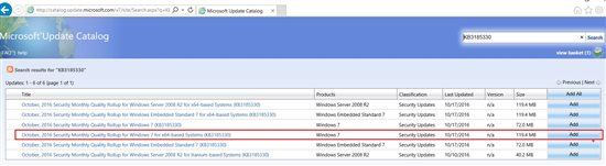 Windows 7: Creating Fully patched Image by Slipstream in the Convenience Rollup and Quality Rollup - TechNet Articles - United States (English ...
