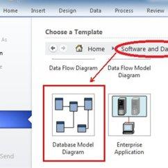 Visio Data Flow Model Diagram Caravan Plug Wiring Reverse Engineering A Sql Server Database Using Technet Image 3 See This Output Script In The Below