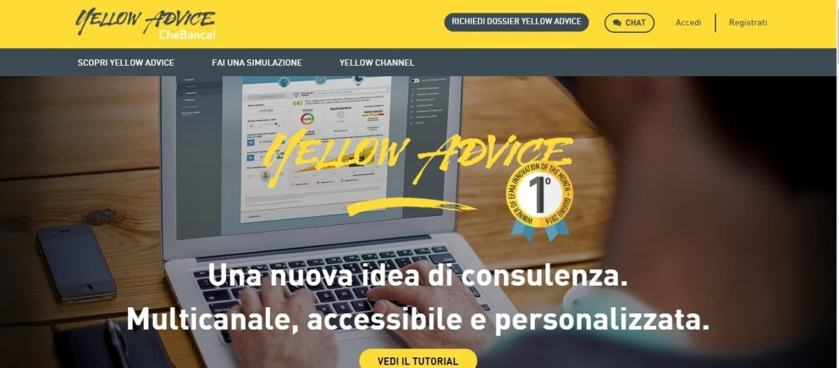 Yellowadvice Robo Advisor
