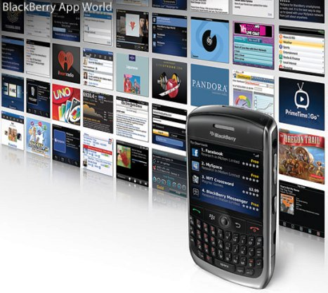Blackberry to publish more apps