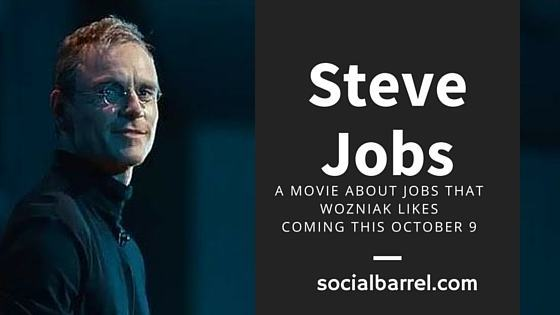 The New Steve Jobs Movie – A Movie About Jobs that Wozniak Likes