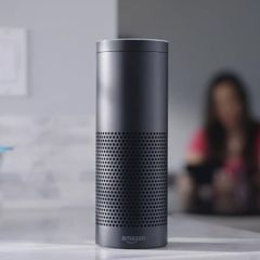 Alexa brings the latest news from The New York Times
