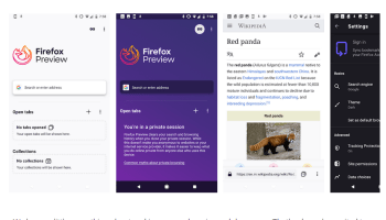 Firefox browser for Android nearing its end with Fenix set