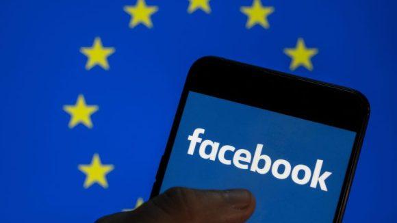 facebook political content