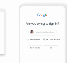 Google to enroll users in 2FA by default