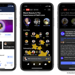 Facebook reportedly starting Live Audio Rooms tests in Taiwan