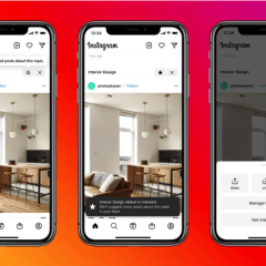 Instagram launches new 'suggested posts' feature test