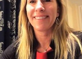 Twitter Suspends Republican Lawmaker Marjorie Taylor Greene for Coronavirus Misinformation