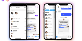 Facebook brings cross-app group chats across Instagram and Messenger