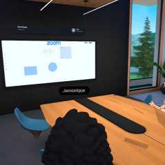 Zoom is coming to Facebook VR